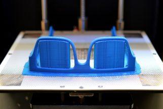 ZORTRAX 3D Printed Ocean Glasses Print
