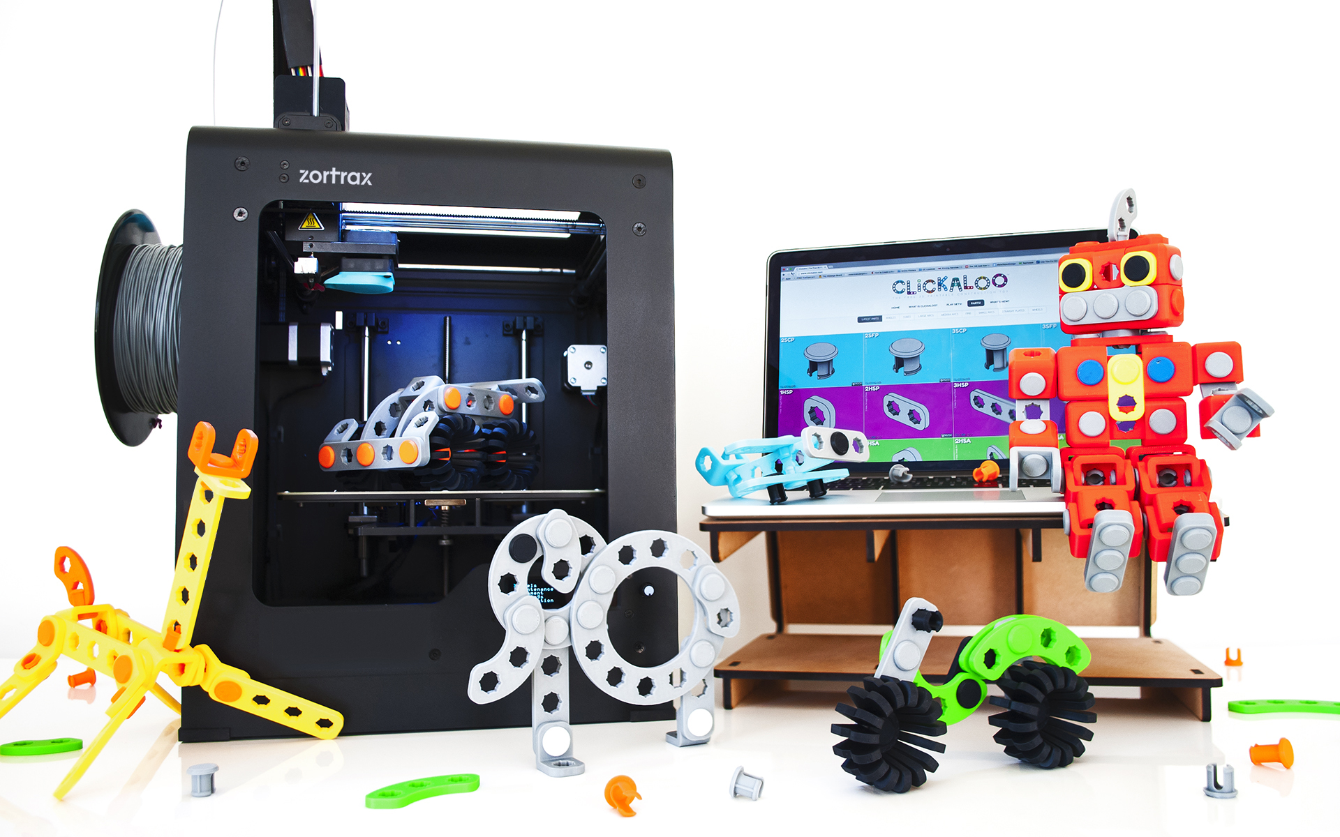 Plug Play Learn The New Approach Towards 3d Printing