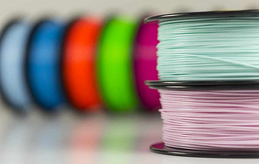 ZORTRAX 3D printing materials