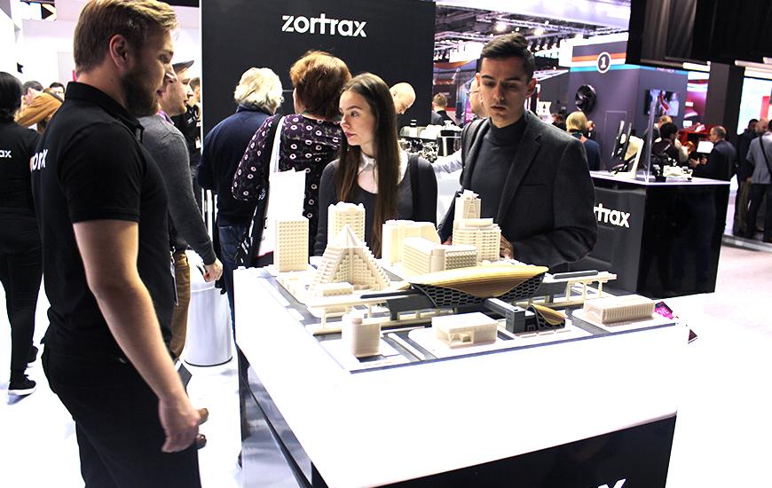 ZORTRAX showcase