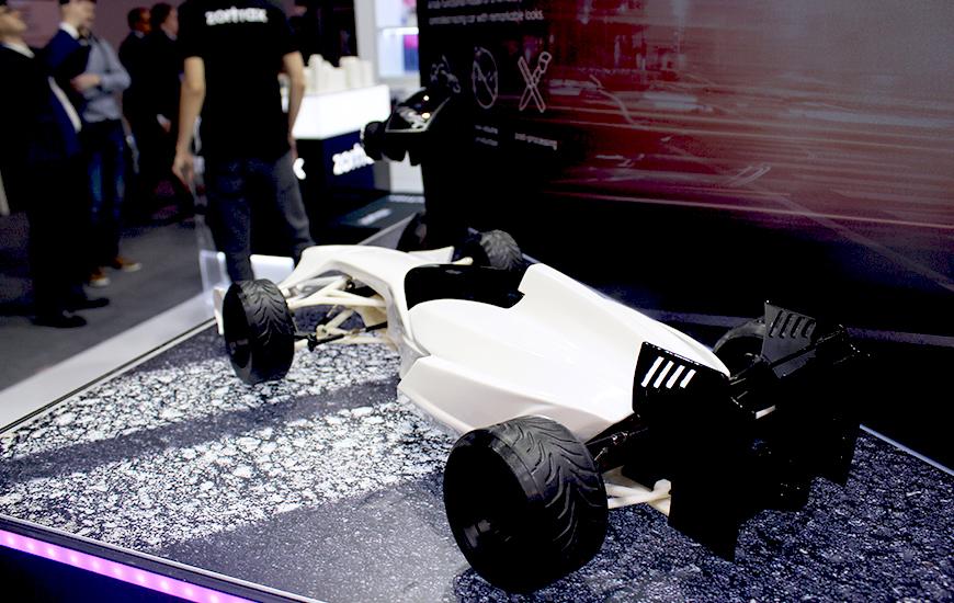 ZORTRAX Car model