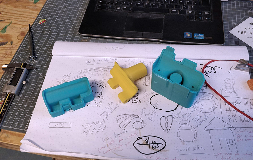 ZORTRAX injection molding