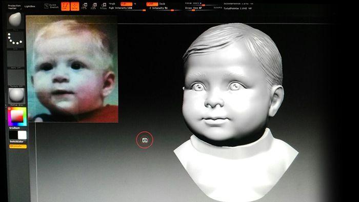 ZORTRAX 3D Printed Memories Model
