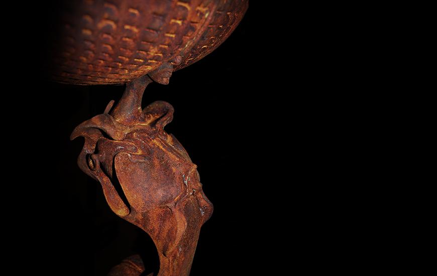ZORTRAX 3D Printed Sculpture Damian Swiderski